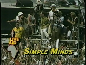 Simple Minds Don't You Forget About Me